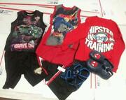 Boys Summer Clothes Size 6/7