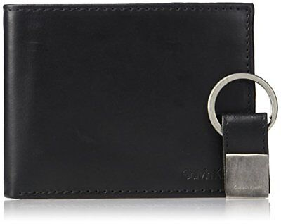 Cipriani Mens Accessories Calvin Klein Leather Bookfold- Pick SZ/Color.