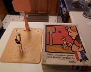 Vintage Basketball Game