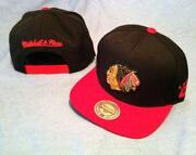 Mitchell and Ness Snapback Blackhawks