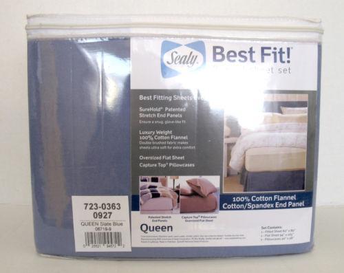 Sealy King Sheet Set Ebay