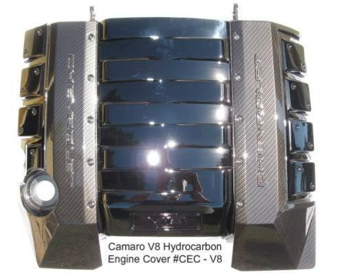camaro v6 engine cover