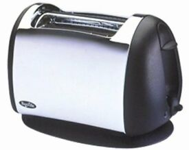 Breville 2-slice Toaster - Chrome / Black