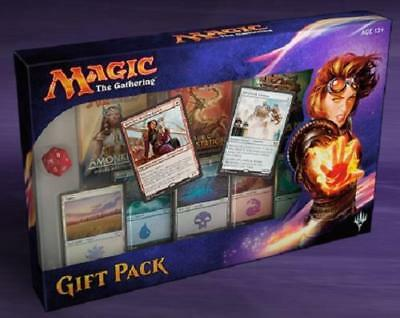 Magic The Gathering MTG 2017 IXALAN GIFT PACK BOX 3 BOOSTER PACKS + 7 FOIL CARDS