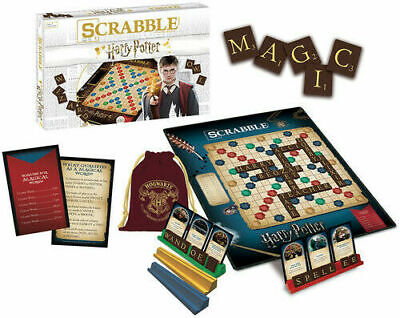 SCRABBLE: World of Harry Potter [New ] Board Game