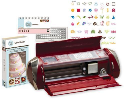 cricut cake machine cricut machine ebay 3190