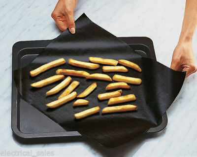 NON STICK LINER IDEAL FOR OVENS GRILL PANS OVEN TRAYS BBQ RO