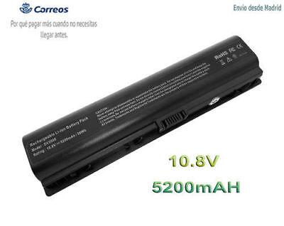 Batería para HP COMPAQ PRESARIO C700 V6000 HSTNN-LB42,10.8V AKKU Battery
