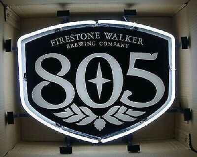 Firestone Walker Brewery LARGE UNICAN Lager Tin Metal Sign RARE Brand New