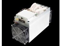 15 x BitMain Antminer D3 + PSU - November Batch available individually or in bulk