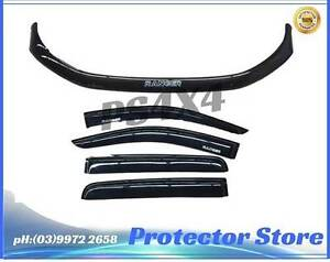 *****2015 Ford Ranger PX Bonnet Protector & Weather Shields Coburg North Moreland Area Preview