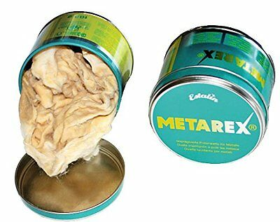 2er Pack Metarex Polierwatte Waffenpflege Instrumentenpflege Zauberwatte 022.006