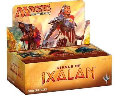 Magic The Gathering MTG Ixalan 4 x Booster Packs New Factory Sealed