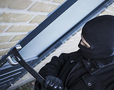 Keine Geduld: Lange halten sich Verbrecher nicht mit einer Tür auf. (© Thinkstock via The Digitale)