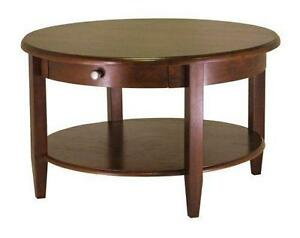Vintage Round Coffee Tables
