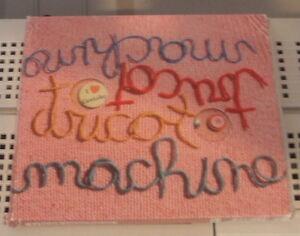 CD - Tricot Machine
