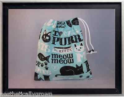 Gymnastics Leotard Grip Bags /  The Cats Meow Gymnast Birthday Goody Bag