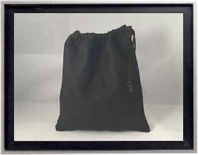 Gymnastics Leotard Grip Bags / Solid Black Gymnast Birthday Goody Bag