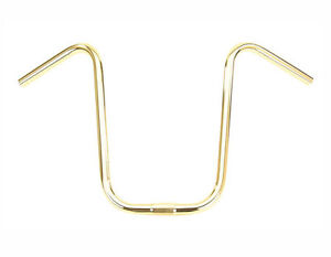 15-U-Lowrider-Bicycle-HANDLE-BAR-25-4MM-in-GOLD-lowrider-handle-bar-169149