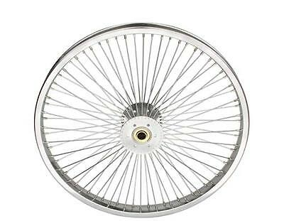 Low Rider Lowrider Bike Tricycle Rear 20 72 Spoke Hollow-hub Wheel 14g Chrome