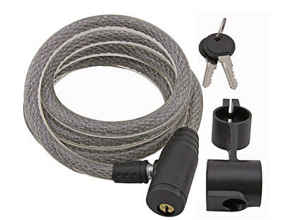 NEW! Heavy Duty Bicycle Cable Lock 12mm x 72