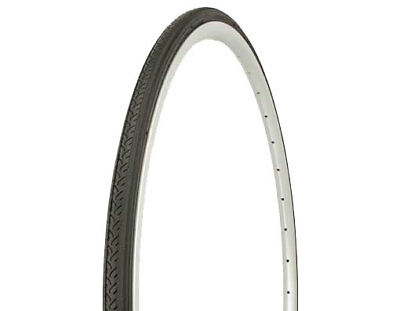 NEW! Bicycle DURO Tire Duro 700 x 20c Black/Black Side Wall Color Slick Cycling
