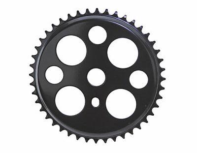 Porkchop BMX Chop Saw I single speed bicycle chainring 44T 110//130mm bcd BLUE