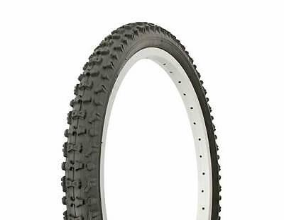 "1- BLACK 20x2.00"" BMX Bike BICYCLE TIRE Duro STROLLER TRAILER JOGGER #260707"