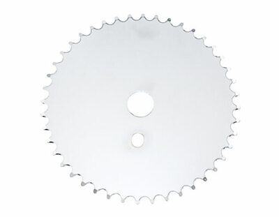 LOWRIDER STEEL CHAINRING JS-67 1//2 X 1//8 36T CHROME.