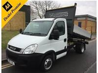 2017 Iveco Daily 3 0 Td 35c15 Mwb Tipper 2dr Manual