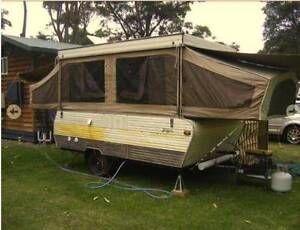 Jayco Eagle Camper 1978 Falls Creek Shoalhaven Area Preview