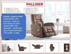 Chaise lève personne - Palliser - quelques mois d'utilisation