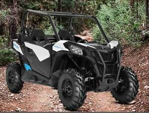 2019 Can-Am Maverick Trail -
