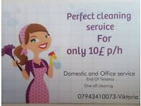 V&M cleaning service
