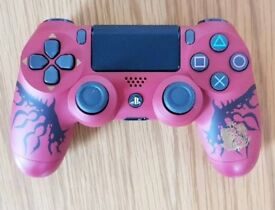 PS4 Dualshock 4 Monster Hunter Controller Rathalos Limited Edition