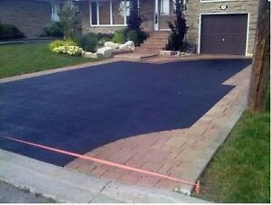 ASPHALT PAVING & SEALING - HOW TO GET THE BEST DEAL FOR YOUR DRIVEWAY!