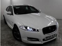 2014 Jaguar XF 2.2d [163] R-Sport 4 door Auto Diesel Saloon