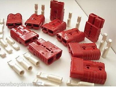 Anderson Sb175 Connector Kit Red 2 Awg 6329g5 10 Pack Includes Domestic Shipping