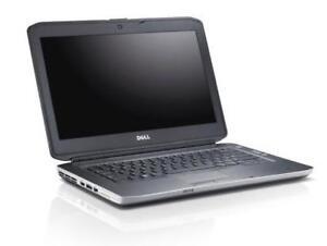"""Dell Latitude E5430 14"""" Laptop i5-3340M 2.70GHz 4GB RAM 320GB HDD Win7Pro COA DVDRW"""