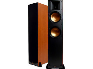 A pair of Klipsch Reference Series RF-82 II brand new in the box