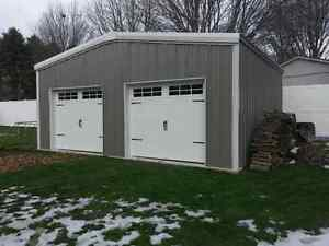 STEEL BUILDINGS -COMPLETE PACKAGES