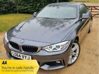 2014 BMW 4 Series 2.0 420d M Sport 2dr Coupe Diesel Manual