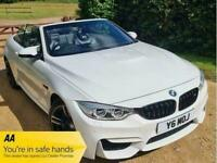 2014 BMW M4 3.0 M DCT (s/s) 2dr Convertible Petrol Automatic