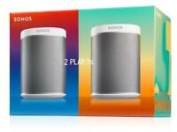 SONOS PLAY:1 Two Room Starter Set