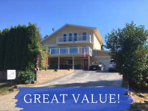 Gorgeous 3bd/2ba Home in the Shuswap!