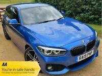 2019 BMW 1 Series 2.0 120i GPF M Sport Shadow Edition Sports Hatch Auto (s/s) 5d