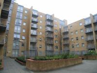 STUNNING 1 BEDROOM FLAT MINUTE AWAY FROM SOUTH QUAY STATION/ WITH GYM & POOL FACILITIES/CANARY WHARF