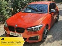 2017 BMW 1 Series 3.0 M140i Sports Hatch Auto (s/s) 5dr Hatchback Petrol Automat