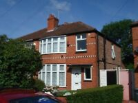 3 bedroom house to rent, Heathside Road, Manchester, M20