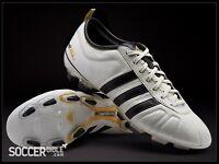 ADIDAS ADIPURE IV FOOTBALL BOOTS - WHITE/GOLD/BLACK